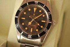 Rolex 5508 submariner