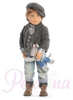 Petalina - Dolls > PRE-ORDER: Kidz 'n' Cats Alister Boy Doll