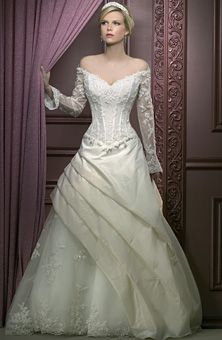 340 best Romantic Fairy Tale Wedding Dresses images on Pinterest in ...
