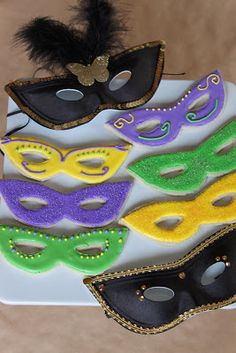 Mardi Gras is fast approaching here in Mobile. Only a few weeks left until the first parade hits the town and the crowd goes wild for beads ...