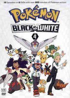 Pokemon And White Set 4