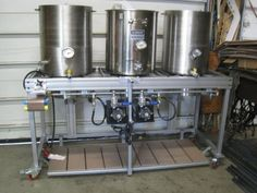My new Direct fire RIMS Brew Rig - Home Brew Forums #homebrewingsetup
