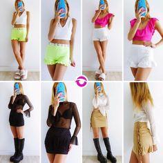 HOT DAYSSHORTS VOLADOS $225 (ANTES $450). MINIS GAMUZA $235 (ANTES $470) Efectivo y tarjeta 12 Cuotas Sin Interés ULTIMO DIA! Tienda Online http://ift.tt/2k7jS64 Local Belgrano: Echeverría 2578 CABA (días y horarios en bio/perfil) #followme #oyuelitostore #stylish #styles #fashion #model #fashionista #fashionpost #ootd #moda #clothing #instafashion #trendy #chic #girl #trends #outfitoftheday #selfie #showroom #loveit #look #lookbook #inspirationoftheday #modafemenina