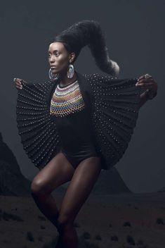 Tribal Chic Harper's Bazaar