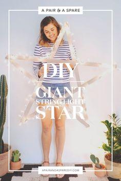 diy-giant-string-light-wooden-star