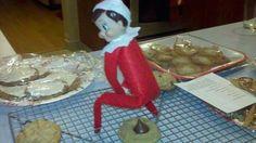 my kinda elf on the shelf!
