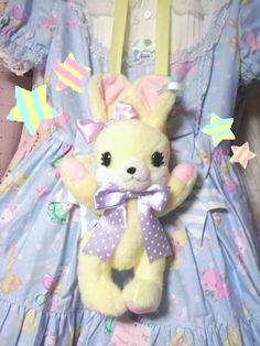 ♥ ロリータ, Sweet Lolita, Fairy Kei, Lolita, Loli, Pastel, Pastel Goth, Creepy Kei, Decora, Victorian, ♥ Usagi, Bunny