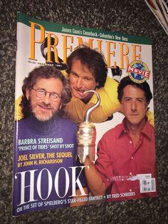 Premiere - HOOK, 1991 Dec