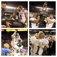 Holiday Bowl win 2012 // Time to make some new memories! #2013 #Baylor