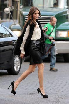 Olivia Palermo ㅣ April, 2010
