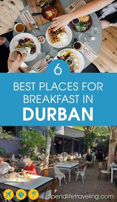 As a Durban local, these are my recommendations for the best breakfast in Durban. From cute cafes to the best buffet breakfast in Durban. Good Breakfast Places, Breakfast Options, Best Breakfast, Durban South Africa, Best Buffet, Cute Cafe, Breakfast Buffet, Beaches In The World, Africa Travel