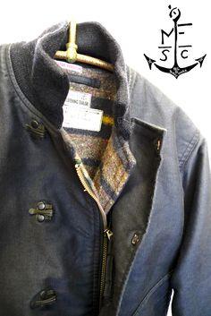 "Mister Freedom® MFSC Deck Jacket Type N-1H ""Troy"" Issue"