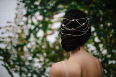 Dress - The Babushka Ballerina Styling - Him & Her Events Flowers - Little Duck Botanicals HAMU - The Beauty Case Headpiece - Shut The Front Door Photographer - Prue Franzmann