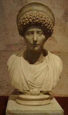 (c. 100-200 CE) Roman Woman