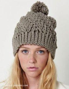 Crochet winter hat pattern free                                                                                                                                                                                 More