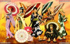 Chopper Japanese Clothes Kimono Monkey D Luffy Nami One Piece Nico Robin Anime Roronoa Zoro Sanji Anime One Piece, Read One Piece Manga, Sanji One Piece, One Piece Chapter, Cartoon Wallpaper Hd, Original Wallpaper, Iphone Wallpaper, Desktop Wallpapers, One Piece Wallpaper