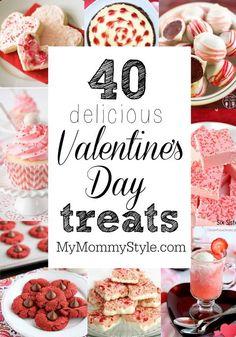 40 delicious Valentine's Day treats