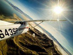 The GoPro Network: POD - Flying over Salt Lake