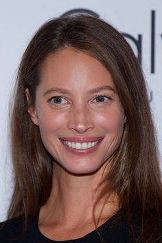 Christy Turlington ungeschminkt