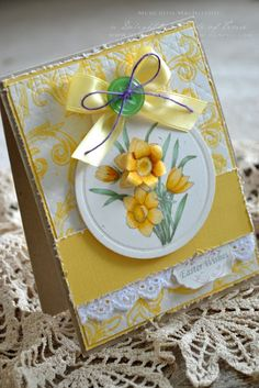 stunning card by Meredith for Flourishes
