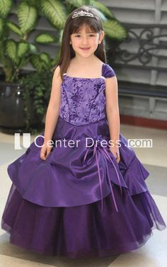 7ce8a0b74 18 Best Wedding flower girls dresses images
