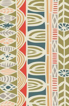 papercut pattern by Jennifer Judd-mcgee