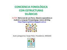 Estructuras vocálicas by María José De Luis Flores via slideshare