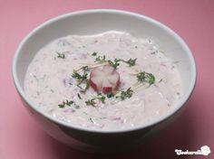 Radieschen-Tzatziki | Cookarella – Rezepte, kreatives Kochen und mehr! ♥