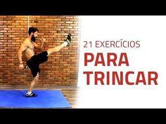21 Exercícios Para TRINCAR a Barriga | Sérgio Bertoluci - X21 - YouTube
