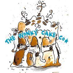 The Wonky Cake Co. Logo