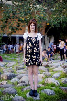 A Nathalia Alves é estudante de jornalismo e também modelo da marca Garimppo. Vem conhecer!