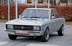 Volkswagen K70   by zacke82