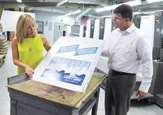 Lawton Printers Inc. rebuilds forests through certified program via @OBJUpdate #print #greenprint
