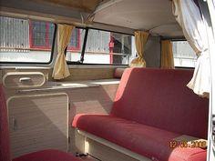 early bay dormobile campervan