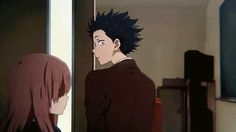koe no katachi  discovered by ✿|| уσηα ||✿. Discover (and save!) your own images and videos on We Heart It