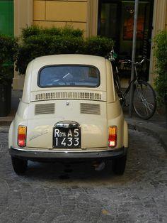 A predecessor of the Mini Cooper and the Smart Car