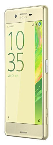 "#Sony Xperia X Performance Smartphone Unlocked 4G LTE (Screen: 5"" - 64 GB - Dual Nano-SIM - Android Marshmallow 6.0) (Lime Gold) INTERNATIONAL VERSION NO WARRANT..."