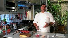 Curso de hambúrguer  O chef Felipe Bronze conta os segredos para preparar o hambúrguer perfeito