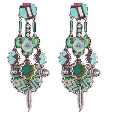 Ayala Bar   Earrings - Pocahantas