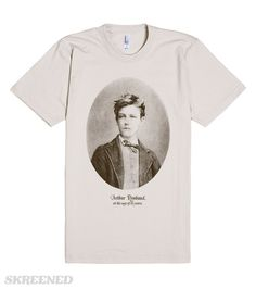 """Arthur Rimbaud 