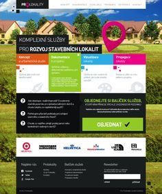 Prolokality #webdesign Web Design, Design Web, Website Designs, Site Design