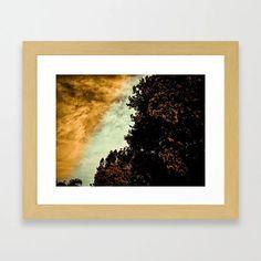 Breeze Effect Framed Art Print by youngkudatheartist Wood Colors, Framed Art Prints, Breeze, Artist, Artists
