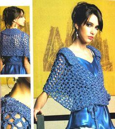 centinaia di modelli Crochet