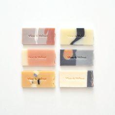 Vice and Velvet - gorgeous soaps via @designcrush