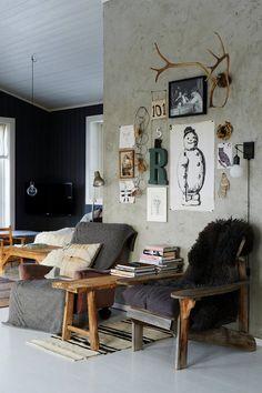 Image from interior stylist Emily Henson's portfolio