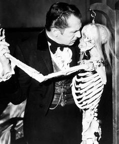 Vincent Price picks the most peculiar dance partner…