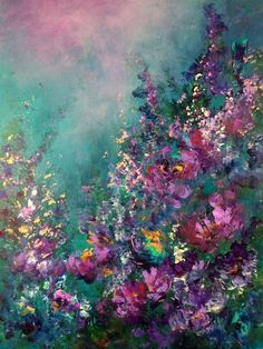 What is Your Painting Style? How do you find your own painting style? What is your painting style? Contemporary Abstract Art, Contemporary Artists, Acrylic Art, Flower Art, Amazing Art, Art Drawings, Decoupage, Canvas Art, Painting Canvas