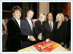 2005. Celebrating 30th Anniversary of Good Morning America.