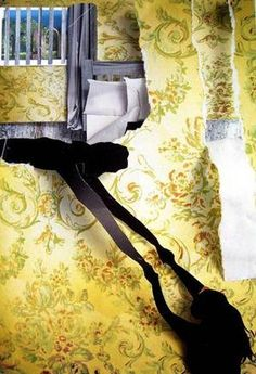 Merveilleux The Yellow Wallpaper Critical Essay The Yellow Character Analysis