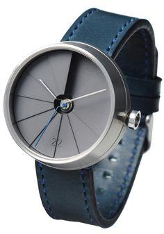 4th Dimension Harbour Concrete Watch (CW020021)
